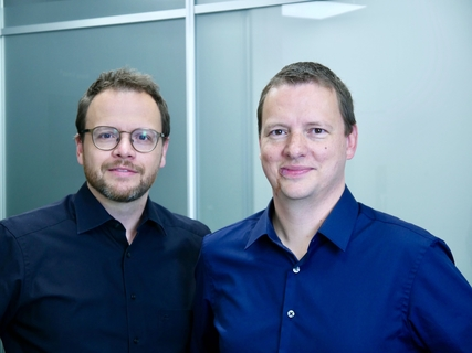 Simon und Gerrit Nattler